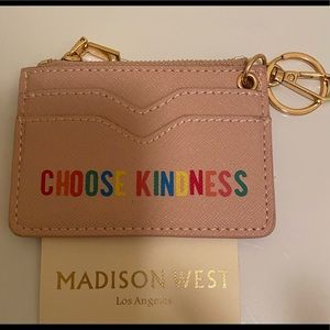 New Madison West Fab Wallet Keychain!